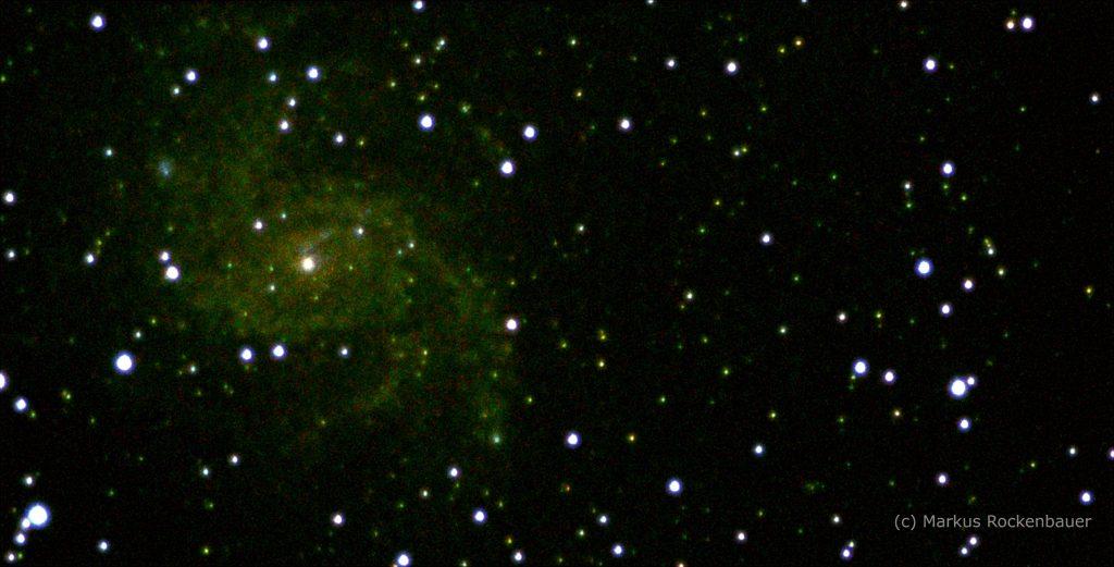 Feuerwerksgalaxie NGC 6946